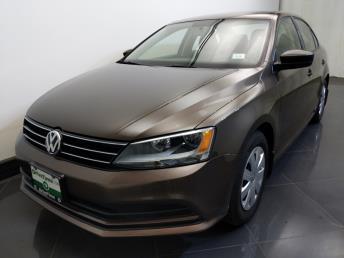 2015 Volkswagen Jetta 2.0L S - 1730036095