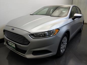 2014 Ford Fusion S - 1730036126