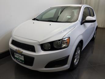 2015 Chevrolet Sonic LT - 1730036129