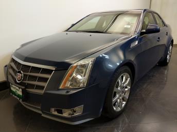 Used 2009 Cadillac CTS