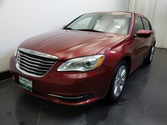 2013 Chrysler 200 Touring - 1730036213