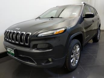 2015 Jeep Cherokee Limited - 1730036223