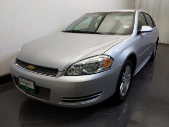 2016 Chevrolet Impala Limited LT - 1730036300