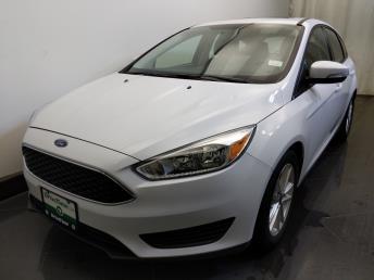 2016 Ford Focus SE - 1730036305