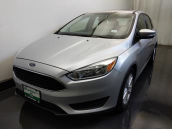 2016 Ford Focus SE - 1730036306