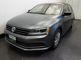 2015 Volkswagen Jetta 2.0L S - 1730036346