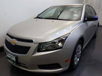2014 Chevrolet Cruze LS - 1730036371