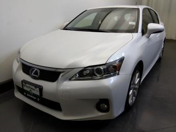 2012 Lexus CT 200h  - 1730036372