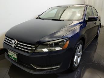 2015 Volkswagen Passat 1.8T SE - 1730036382