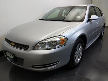 2014 Chevrolet Impala Limited LS - 1730036386