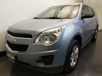 2015 Chevrolet Equinox LS - 1730036389