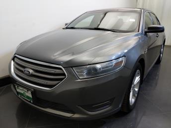 2013 Ford Taurus SEL - 1730036415