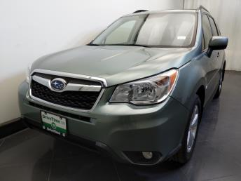 2015 Subaru Forester 2.5i Limited - 1730036457