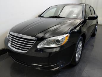 2013 Chrysler 200 Touring - 1730036488