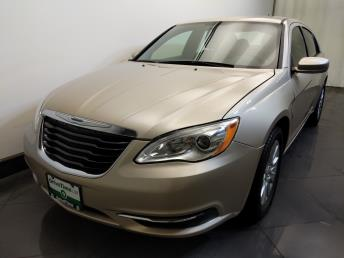 2014 Chrysler 200 LX - 1730036529