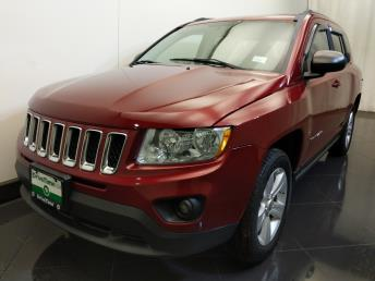 2012 Jeep Compass Sport - 1730036552