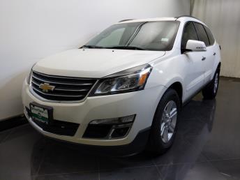 Used 2013 Chevrolet Traverse