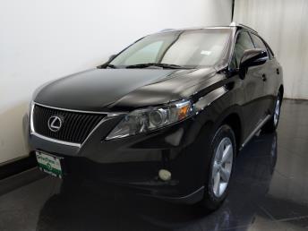 2010 Lexus RX 350  - 1730036592