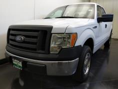 2010 Ford F-150 Super Cab XL 6.5 ft
