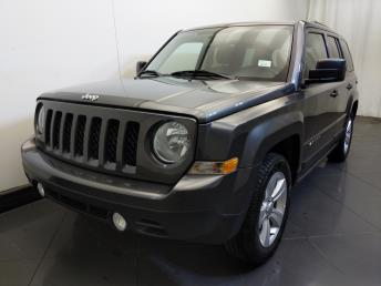 2016 Jeep Patriot Latitude - 1730036636