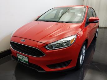 2016 Ford Focus SE - 1730036646