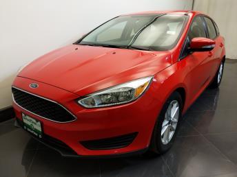 2016 Ford Focus SE - 1730036648