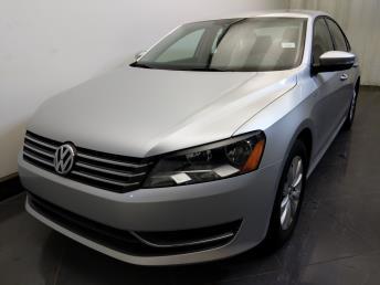2015 Volkswagen Passat 1.8T Wolfsburg Edition - 1730036660