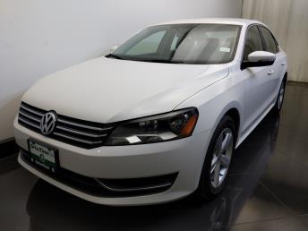 Used 2014 Volkswagen Passat