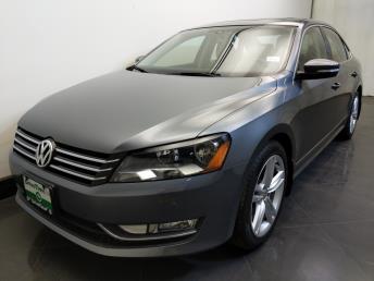 2015 Volkswagen Passat 1.8T SE - 1730036682