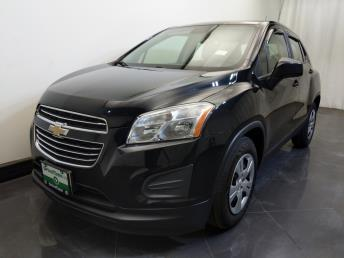 2015 Chevrolet Trax LS - 1730036711