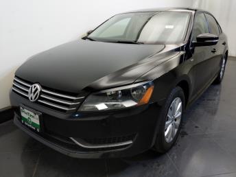 2015 Volkswagen Passat 1.8T Wolfsburg Edition - 1730036748