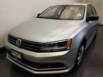 2015 Volkswagen Jetta 2.0L S - 1730036775