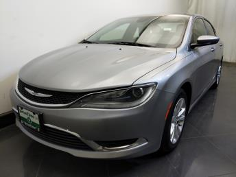 2015 Chrysler 200 Limited - 1730036778