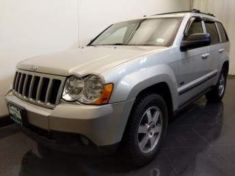 2008 Jeep Grand Cherokee Laredo - 1730036786