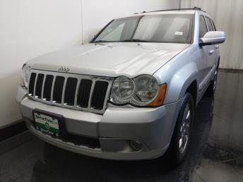 2008 Jeep Grand Cherokee Limited - 1730036794