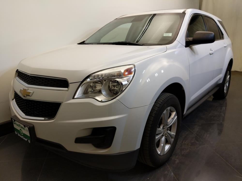 2015 Chevrolet Equinox LS - 1730036813
