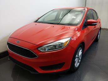 2016 Ford Focus SE - 1730036830