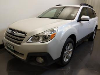 Used 2013 Subaru Outback