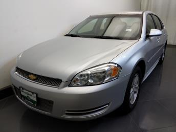 2015 Chevrolet Impala Limited LS - 1730036846