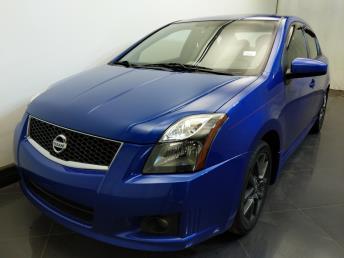 2010 Nissan Sentra SE-R Spec V - 1730036866