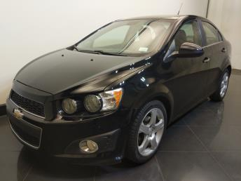 2012 Chevrolet Sonic LTZ - 1730036895