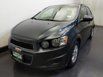 2016 Chevrolet Sonic LT - 1730036927