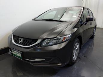 2013 Honda Civic LX - 1730036997