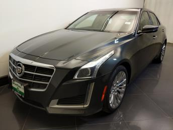 2014 Cadillac CTS 2.0 Luxury Collection - 1730037012