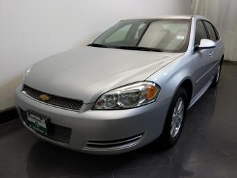 2015 Chevrolet Impala Limited LS - 1730037023