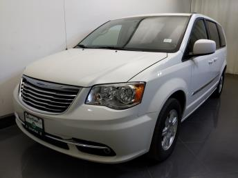 2012 Chrysler Town and Country Touring - 1730037060