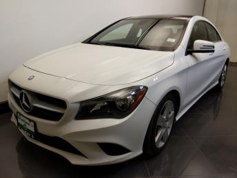Used 2015 Mercedes-Benz CLA 250 4MATIC