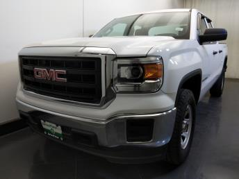 Used 2015 GMC Sierra 1500 Double Cab