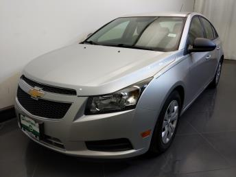 2014 Chevrolet Cruze LS - 1730037088