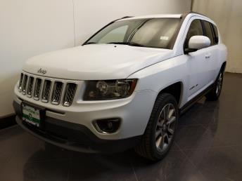 2016 Jeep Compass High Altitude Edition - 1730037101